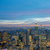 nieuwe · Manhattan · zonsondergang · business · hemel - stockfoto © elnur