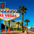 famous las vegas sign on bright sunny day stock photo © elnur