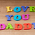 i love you dad message stock photo © elnur