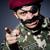 смешные · солдата · военных · изолированный · белый · человека - Сток-фото © elnur