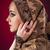 мусульманских · женщину · Nice · ювелирных · красоту · золото - Сток-фото © elnur