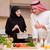 arab · étel · ürü · rizs · közel-keleti · konyha - stock fotó © elnur