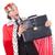 rey · empresario · aislado · blanco · hombre · traje - foto stock © elnur