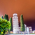 известный · башни · вечер · небе · здании - Сток-фото © elnur
