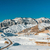 invierno · montanas · región · Azerbaiyán · cielo · sol - foto stock © elnur