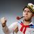 面白い · 船乗り · 着用 · 帽子 · 顔 · 幸せ - ストックフォト © elnur