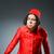 homme · rouge · vêtements · drôle · sport - photo stock © elnur