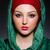 jonge · vrouw · moslim · pelgrim · witte · traditioneel · kleding - stockfoto © elnur