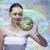 若い女性 · バーチャル · 地図 · 美しい · ビジネス - ストックフォト © elnur
