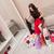 nő · ruhásszekrény · fiatal · boldog · új · ruha - stock fotó © elnur