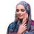 женщину · традиционный · мусульманских · охватывать · кольца · счастливым - Сток-фото © Elnur