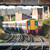 öreg · vasúti · sinek · elágazás · napos · idő · fém · ipari - stock fotó © elnur