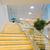 salle · escalier · lumière · murs · tuiles · étage - photo stock © elnur