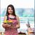 genç · pişirmek · meyve · mutfak · mutlu · elma - stok fotoğraf © elnur