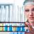 vegyi · megoldások · laboratórium · színes · áll · sorok - stock fotó © elnur