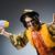homem · alto-falante · americano · seis · negócio · trabalhar - foto stock © elnur