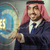arab man pressing yes button stock photo © elnur