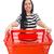 ショッピングカート · ビジネス女性 · 買い物客 · 女性 - ストックフォト © elnur