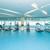 modernes · gymnase · équipements · sportifs · fitness · exercice - photo stock © elnur