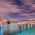 the night view of manhattan and brooklyn bridge stock photo © elnur