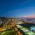 Hong · Kong · arranha-céus · noite · famoso · edifícios · negócio - foto stock © elnur