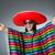 komik · Meksika · şarkı · söyleme · karaoke · mutlu · mikrofon - stok fotoğraf © elnur