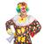 clown with loudspeaker on white stock photo © elnur