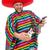 mexicano · guitarra · isolado · branco - foto stock © elnur