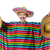 komik · genç · Meksika · yalıtılmış · beyaz · yüz - stok fotoğraf © elnur