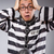 面白い · 囚人 · チェーン · 孤立した · グレー · 法 - ストックフォト © elnur