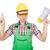 grappig · loodgieter · reparatie · wasserij · machine · man - stockfoto © elnur
