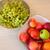 fruits · collage · fruits · desserts · délicieux - photo stock © elnur