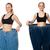 collage · delgado · mujer · dieta · blanco · cuerpo - foto stock © elnur