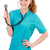 小さな · 医療 · 研修生 · 聴診器 · 孤立した · 白 - ストックフォト © elnur