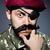 смешные · солдата · военных · человека · фон · безопасности - Сток-фото © elnur