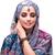 ムスリム · 女性 · 金 · カバー · 孤立した · 白 - ストックフォト © elnur