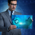 businessman in online trading concept stock photo © elnur