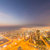 Dubaï · centre-ville · coucher · du · soleil · photos · architecture - photo stock © elnur