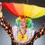 幸福 · 傘 · 幸せ · 女性 · 黄色 · 徒歩 - ストックフォト © elnur