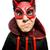 funny · diabeł · halloween · czerwony · widelec · martwych - zdjęcia stock © elnur