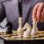 schaken · spel · kantoor · uitdagen - stockfoto © elnur