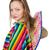 coloré · mexican · texture · mode · résumé - photo stock © elnur