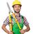 ножницы · работник · зеленый · весны · природы - Сток-фото © elnur