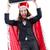 mulher · rainha · engraçado · trabalhar · empresário · alto-falante - foto stock © elnur