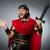 roman warrior with sword against background stock photo © elnur