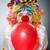 grappig · clown · komisch · man · leuk · regenboog - stockfoto © elnur