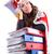 mujer · de · negocios · supervisar · negocios · ordenador · mujer - foto stock © elnur