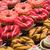 tatlı · göstermek · gıda · çikolata · arka · plan - stok fotoğraf © elnur