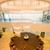 moderna · hotel · recepción · escritorio · primer · plano · imagen - foto stock © elnur
