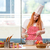 cocina · cucharón · metal · blanco · aislado · largo - foto stock © elnur